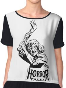 Horror Tales Chiffon Top