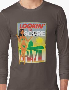 Looking to score Brazil Long Sleeve T-Shirt