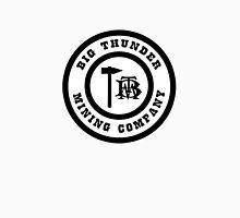 BigThunderMiningCompanyLogoBlack Unisex T-Shirt