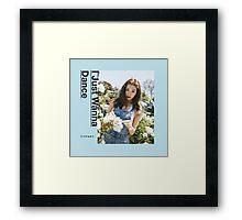Girls' Generation (SNSD) Tiffany - I Just Wanna Dance #2 Framed Print