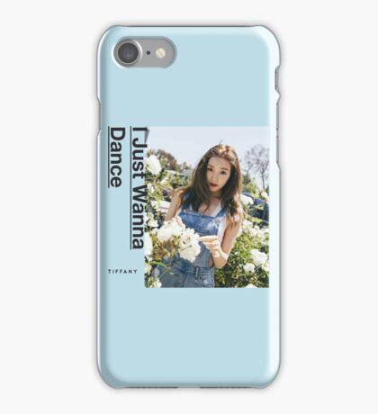 Girls' Generation (SNSD) Tiffany - I Just Wanna Dance #2 iPhone Case/Skin