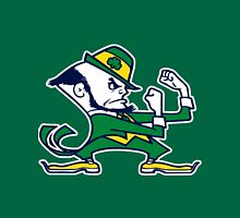 Fighting Irish Leprechaun Mascot Classic T-Shirt