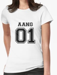 Avatar: Aang Varsity Womens Fitted T-Shirt