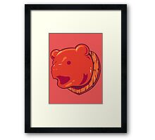 Bear Price Framed Print