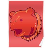 Bear Price Poster