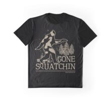 Gone Squatching Graphic T-Shirt