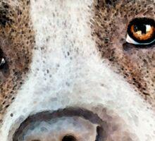Pit Bull Dog - Pure Love Sticker