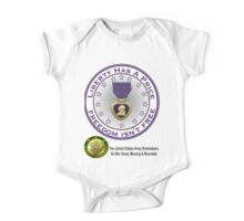 Army Remembers (light colors) One Piece - Short Sleeve