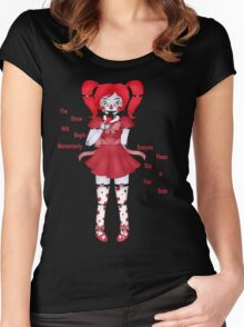 FNAF Sister Location Baby Women's Fitted Scoop T-Shirt