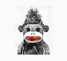 Sock Monkey Art In Black White And Red - By Sharon Cummings Unisex T-Shirt