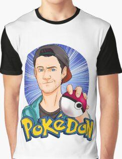 PokéDan Graphic T-Shirt