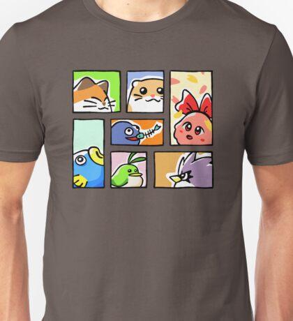 Kirby - KD3 Opening Unisex T-Shirt