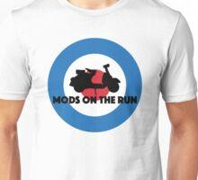 Mods On The Run Unisex T-Shirt