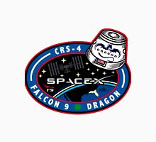 NASA's CRS-4 Logo Unisex T-Shirt
