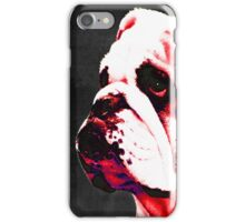 Southern Dawg By Sharon Cummings iPhone Case/Skin
