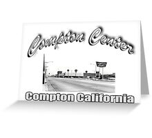 Compton Center Greeting Card