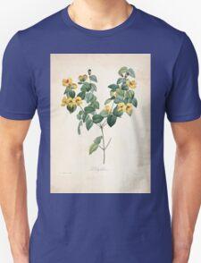 Choix des plus belles fleurs et des plus beaux fruits Pierre Joseph Redouté 1833 130 Beautiful Flowers Finest Fruits T-Shirt