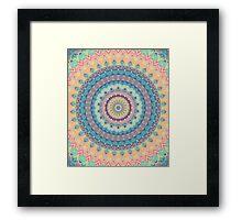 Mandala 055 Framed Print