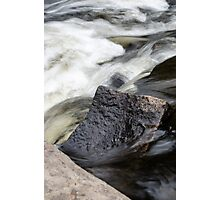 Rushing River Photographic Print