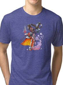 Traditional Inari Tri-blend T-Shirt