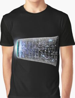 WMAP's View of Our Inflationary Universe Graphic T-Shirt