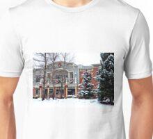 Christmas In Breckenridge Unisex T-Shirt