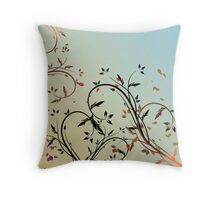Nature Wildness Throw Pillow