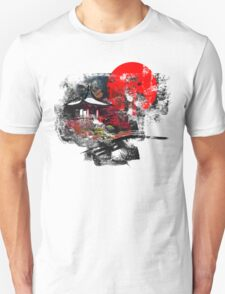Kyoto Abstract Unisex T-Shirt