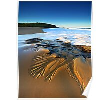 Walkers Beach  Poster
