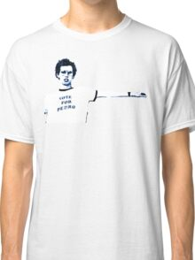 Awesome Napoleon Dynamite - Street art - stencil painting Popart Classic T-Shirt