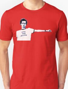 Awesome Napoleon Dynamite - Street art - stencil painting Popart T-Shirt