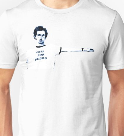 Awesome Napoleon Dynamite - Street art - stencil painting Popart Unisex T-Shirt