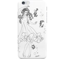 Dancing with Fish iPhone Case/Skin