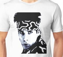 Awesome Zoolander - Blue Steel Magnum - Street art stencil - Popart Unisex T-Shirt