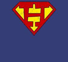 Superman H Letter Unisex T-Shirt