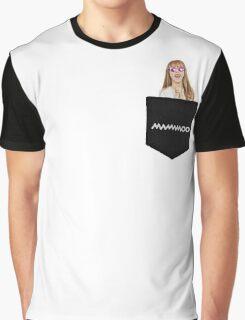 Pocket Idol - Mamamoo - Moonbyul Graphic T-Shirt