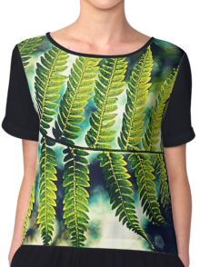Fern For You Chiffon Top