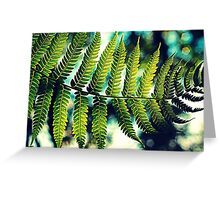 Fern For You Greeting Card