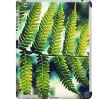 Fern For You iPad Case/Skin
