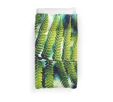 Fern For You Duvet Cover