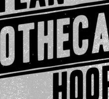 Kaplan & Hooper Apothecary Sticker