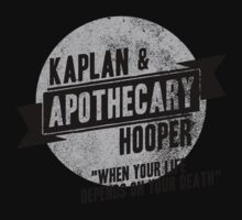 Kaplan & Hooper Apothecary One Piece - Short Sleeve