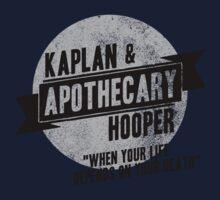 Kaplan & Hooper Apothecary One Piece - Short Sleeve