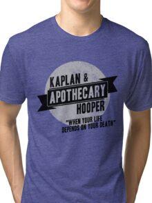 Kaplan & Hooper Apothecary Tri-blend T-Shirt