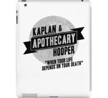 Kaplan & Hooper Apothecary iPad Case/Skin