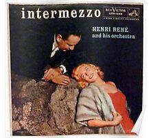 Intermezzo, Cheesecake cover lp Poster