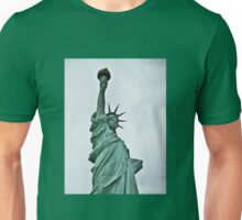 The Statue of Liberty Enlightening the World Unisex T-Shirt