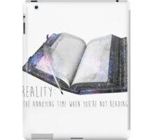 Reality iPad Case/Skin