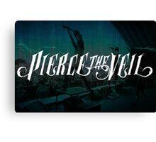 PTV Concert Shot Canvas Print