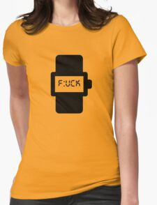 FWatch Womens Fitted T-Shirt